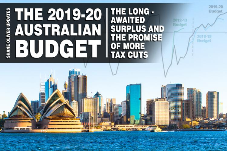 The 2019-20 Australian Budget – the long-awaited surplus and the promise of more tax cuts ahead of the election